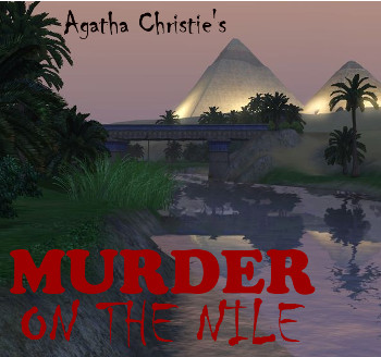 Murder on the Nile graphic